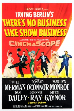 There's No Business Like Show Business Poster