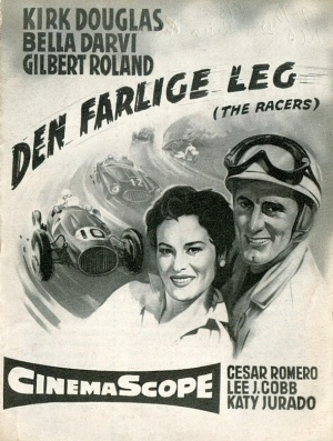 The Racers Poster