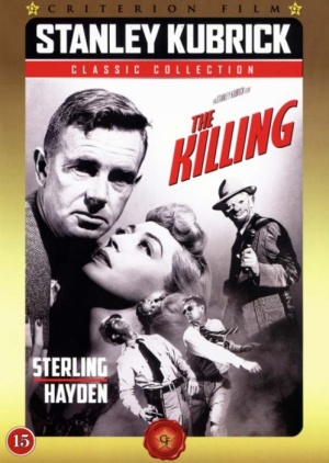 The Killing Dvd cover