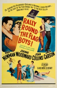 Rally 'Round the Flag, Boys! poster