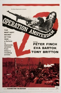 Operation Amsterdam poster