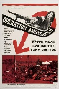 Amsterdam - Operazione diamanti poster