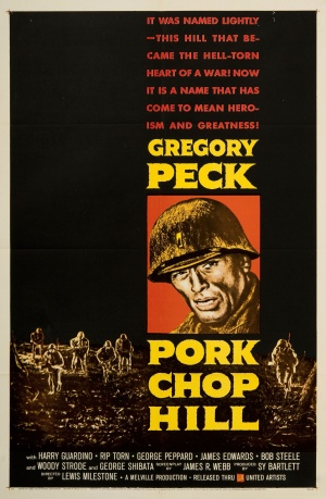 Pork Chop Hill Poster