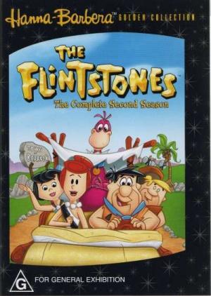 The Flintstones 400x563