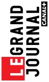 Le grand journal de Canal+ poster