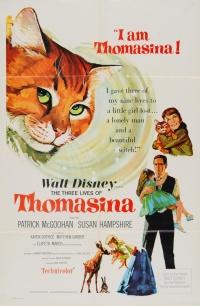 The Three Lives of Thomasina poster