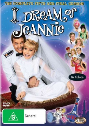 I Dream of Jeannie 400x565