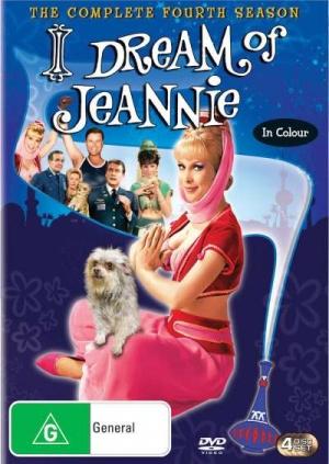 I Dream of Jeannie 400x564