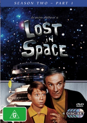 Lost in Space 400x562