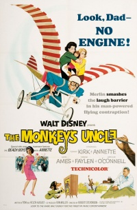 The Monkey's Uncle poster