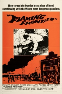 Flaming Frontier poster