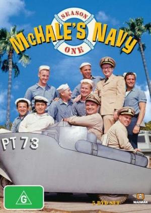 McHale's Navy 400x564
