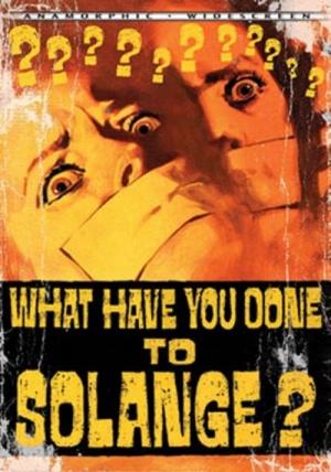 Cosa avete fatto a Solange? 500x714