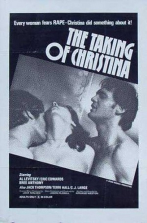 The Taking of Christina Poster