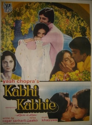 Kabhi Kabhie - Love Is Life Poster