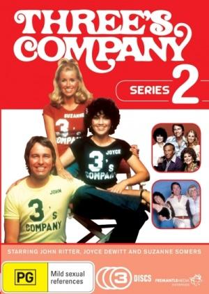 Three's Company 400x561