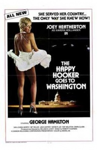 The Happy Hooker Goes to Washington poster