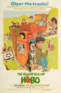 The Billion Dollar Hobo poster