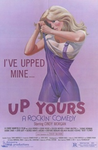 Up Yours poster
