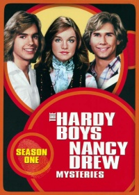The Hardy Boys/Nancy Drew Mysteries poster