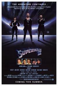 Superman II: Allein gegen alle poster