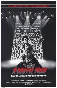 Urgh! A Music War poster