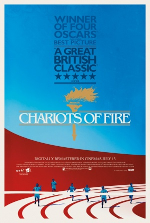 Chariots of Fire Re-release poster