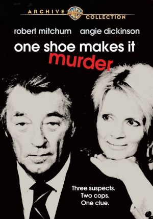 One Shoe Makes It Murder Cover