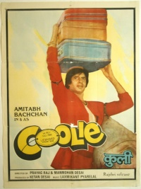 Coolie poster