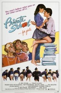 Private School poster
