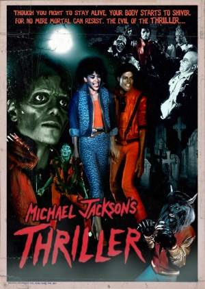 Michael Jackson: Thriller 738x1038