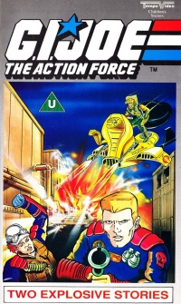 Action Force poster