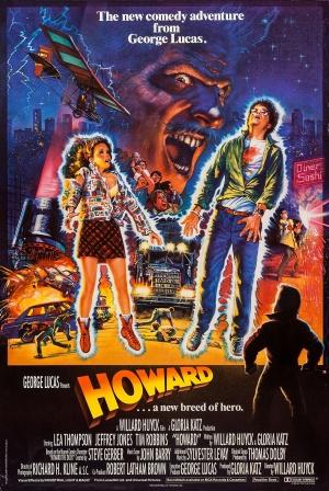 Howard the Duck 1986x2968
