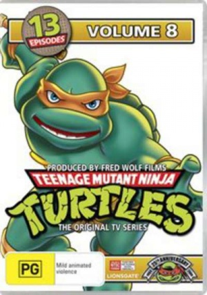 Teenage Mutant Ninja Turtles 400x568
