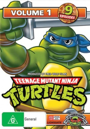 Teenage Mutant Ninja Turtles 400x570