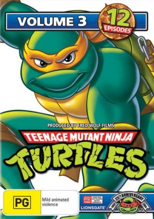 Teenage Mutant Hero Turtles 400x568
