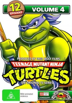 Teenage Mutant Hero Turtles 400x567