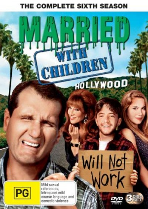 Married with Children 400x564