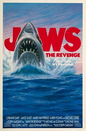 Jaws: The Revenge 1399x2118