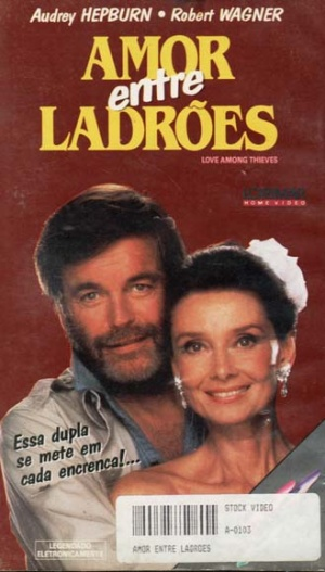 Love Among Thieves Vhs cover