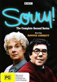 Sorry! poster