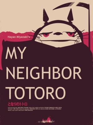 Tonari no Totoro 3750x5000