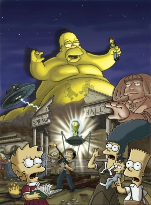 The Simpsons 1911x2592