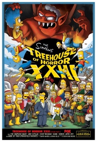 Die Simpsons poster