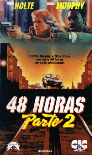 Another 48 Hours Vhs cover