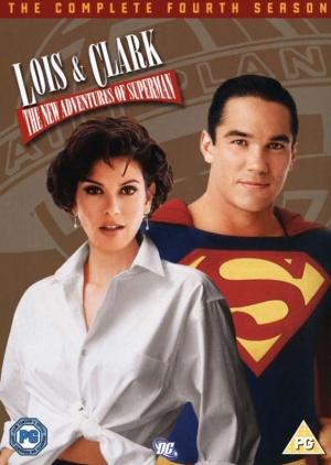 Lois & Clark: The New Adventures of Superman 569x800