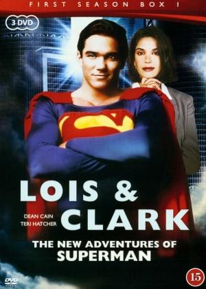 Lois & Clark: The New Adventures of Superman 570x800