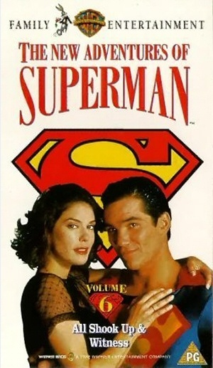 Lois & Clark: The New Adventures of Superman 300x517