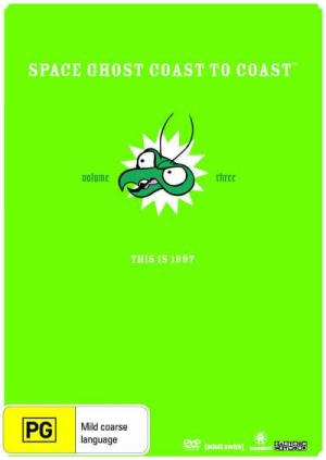 Space Ghost Coast to Coast 400x564