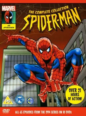 New Spiderman 592x800